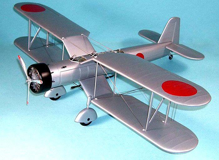 Nakajima B4N1 by Frank Mitchell (Scratchbuilt 1/32)