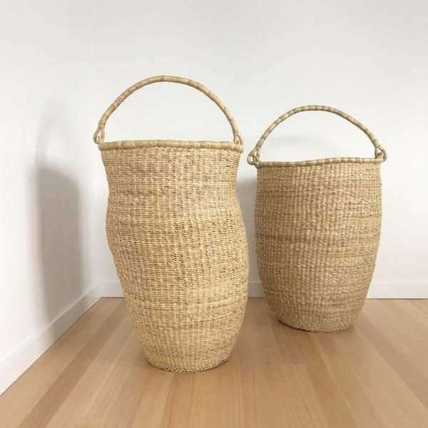 Giant Baskets | Ghana | TWENTY ONE TONNES