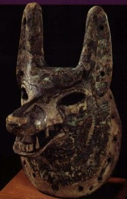 Egyptian Anubis Mask | Mask of a Priest of Anubis (Ancient Egypt) for more information read ...
