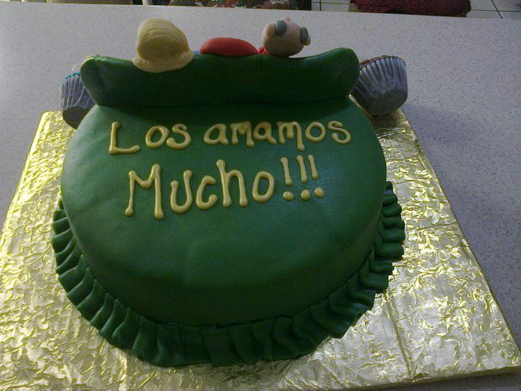 pastel aniversario
