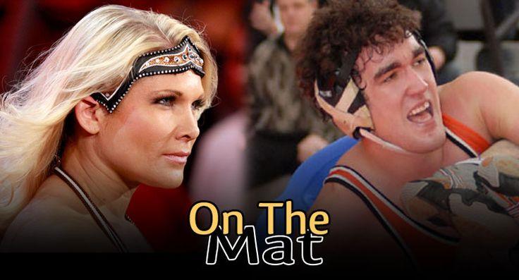 OTM: New Loras associate head coach T.J. Miller and former WWE diva Beth Phoenix