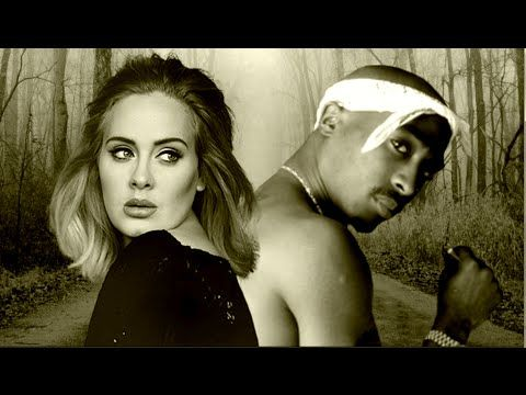 Adele & Tupac - Hello (Remix 2016) | Tupac Thug Theory - YouTube