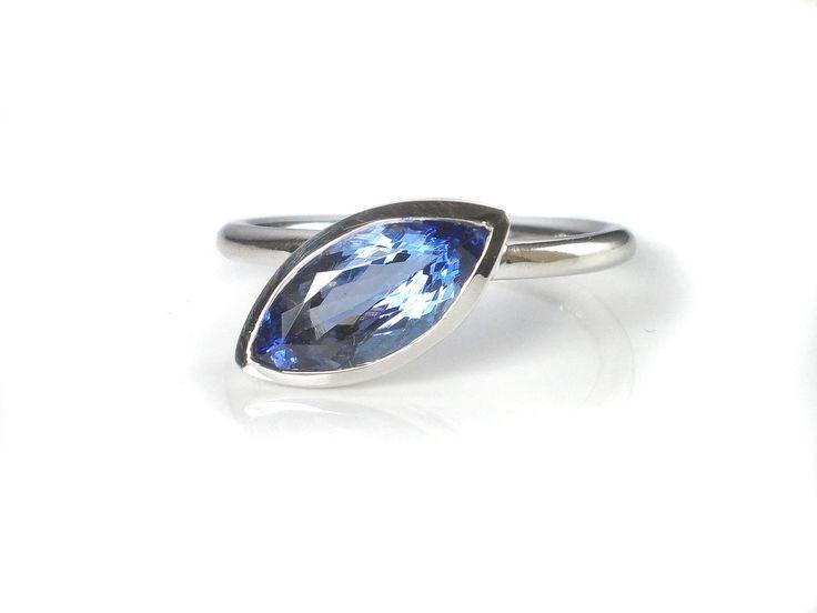 Tanzanite ...so blue
