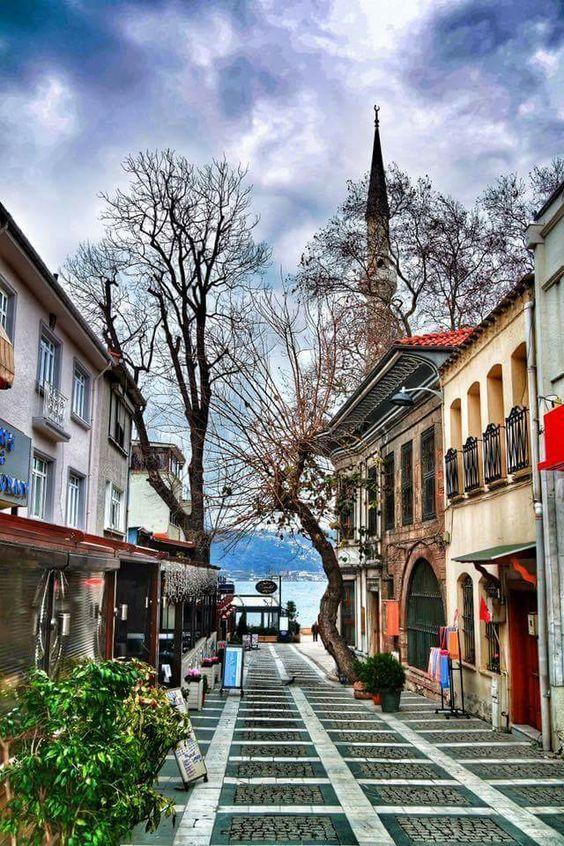 istanbul, Beylerbeyi, Üsküdar.:
