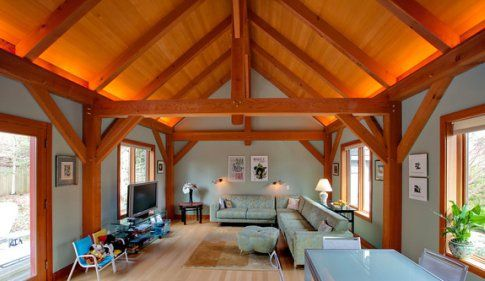 Google Image Result For Httpwwweverythingloghomescomimages - Small post and beam homes