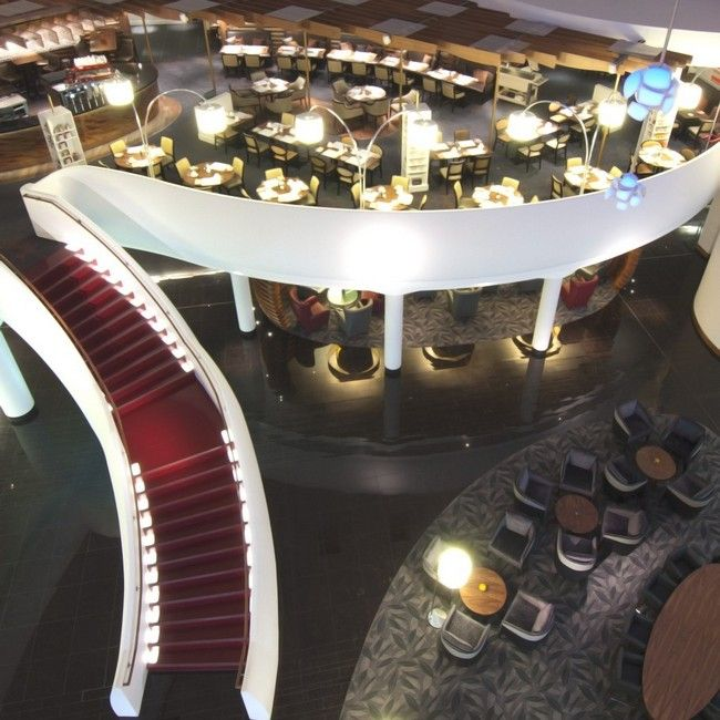 The Hilton London Heathrow Airport Terminal 5 by EPR