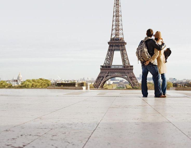 Eiffel Tower #France #wedding #honeymoon