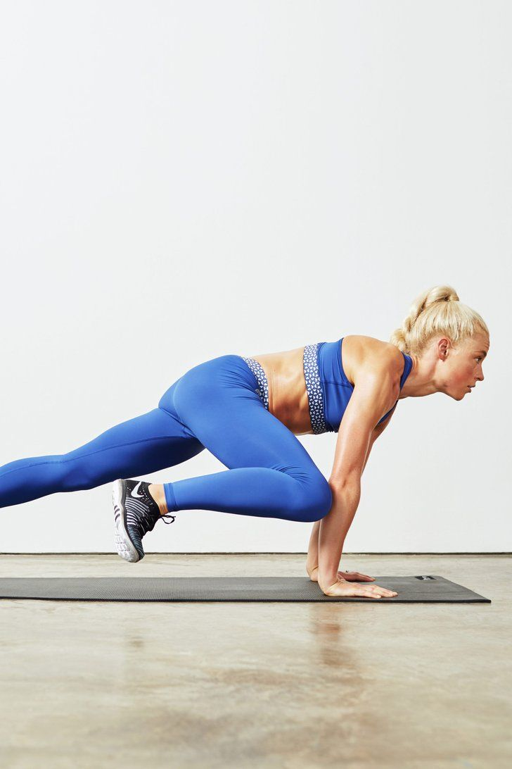 DAY 8 - Take the Plank Challenge to Carve Your Core