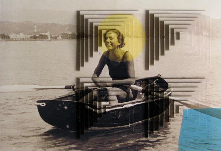 Alfred Drago Rens - Ritratti di famiglia - Zia Titta - 2012 (private collection)