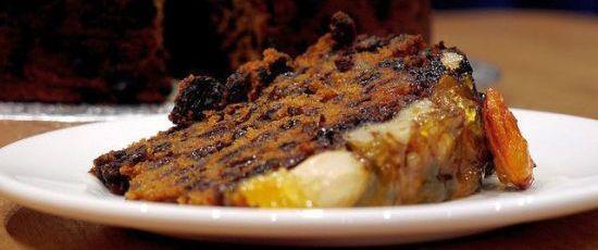 Gluten Free #Organic Fruit Cake #Recipe