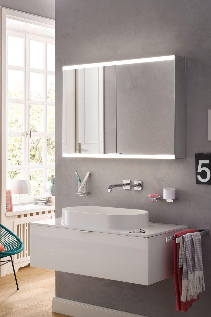 Emco art –  Schaffen sie mit der Serie art präzise Akzente in ihr modernes Badezimmer. Vom Zahnputzbecher mit Wandhalterung über den Seifenspender b…
