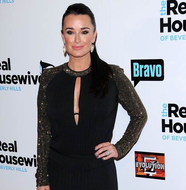 Kyle Richards: My Daughter, Portia, Swallowed A Watch Battery   RumorFix