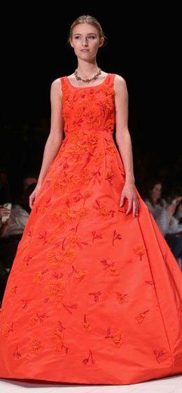 onthecover | Mercedes-Benz Fashion Week Australia 2016: that's a wrap! | Day 6; Oscar de la Renta