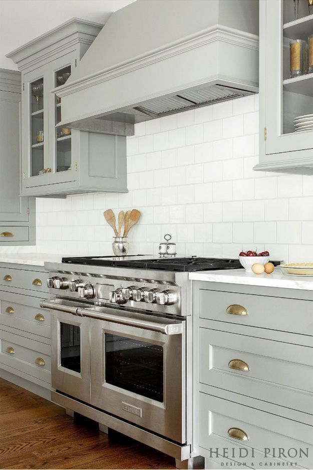 Julia Ryan: Rethinking White Kitchen Cabinets