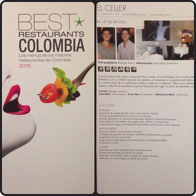 Restaurant El Celler Barranquilla | Fusion - Gourmet | Spanish
