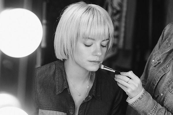 Лили Аллен стала лицом датского модного бренда