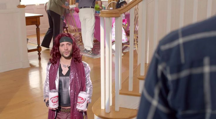 Pinned by Colleen 25g Fans of American Idol may recognize Lil' Sweet, the zazzy little—very little—star of Diet Dr. Pepper's new campaign, as season 1 runner-up Justin Guarini. But how did it all happen? Gua…