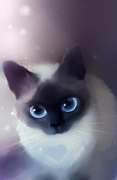 Uno de mis gatos favoritos, si no los más. <3