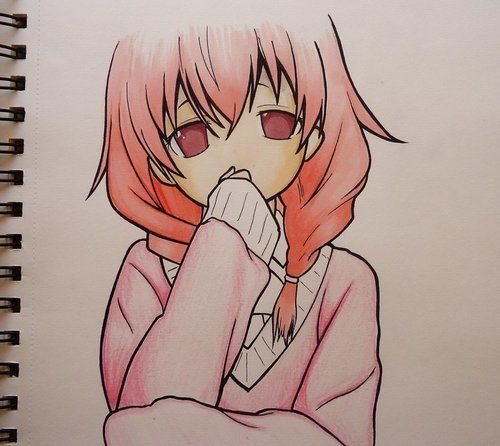 34 Best Anime Drawings Images On Pinterest | Drawing Ideas Drawings And Drawings In Pencil