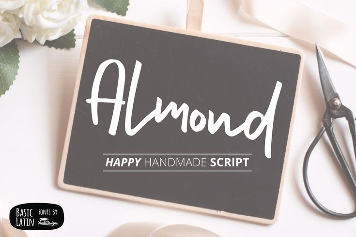 Download Almond (Font) by YandiDesigns · Creative Fabrica in 2020 ...