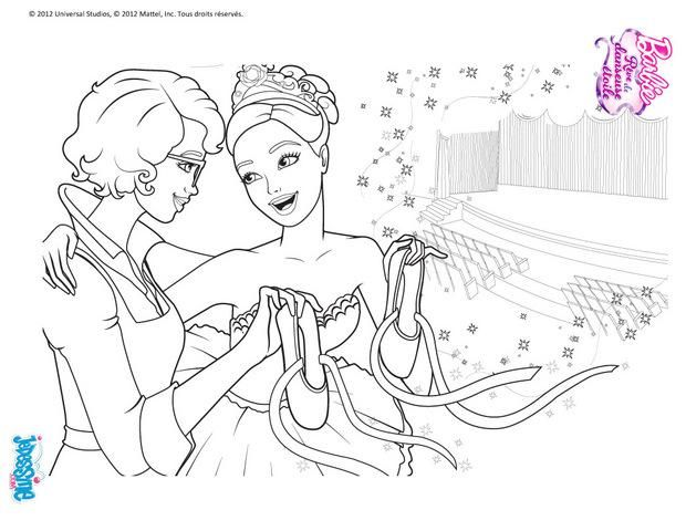 1659 Best Barbie Coloring Pages Images On Pinterest