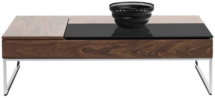 Modern Coffee Tables - Contemporary Coffee Tables - with storage BoConcept $1195