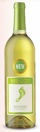 Love Barefoot wines.  YUMMY