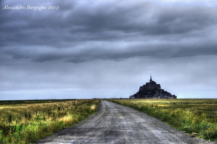 Francia - Normandia - Mont Saint-Michel