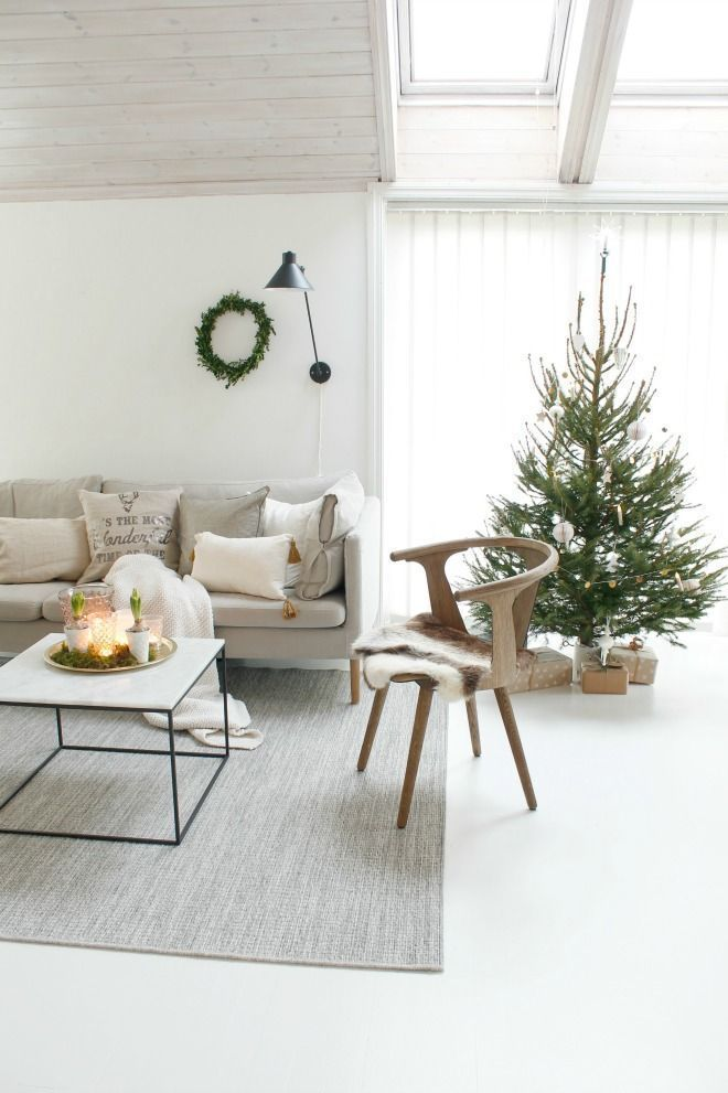 The Scandinavian Christmas Decor Guide In 2020 Christmas Decor Guide Scandinavian Decor Christmas Decorations Living Room