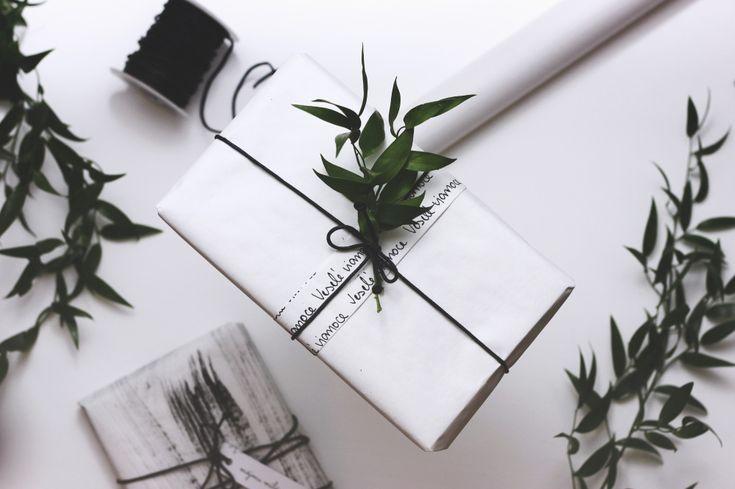 5 tipov na balenie vianočných darčekov. / rosemarine / SAShE.sk Source: SAShE