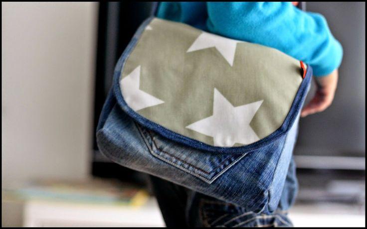 Eine Tasche so richtig nach Anleitung habe ich schon lange nicht mehr genäht…
