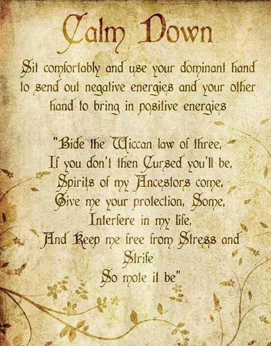 Power spells that work free