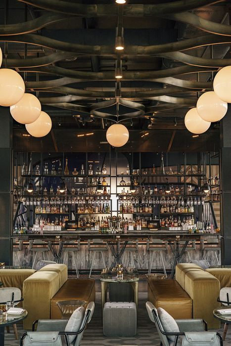 Latest Entries: Westlight (New York, United States), Americas Bar