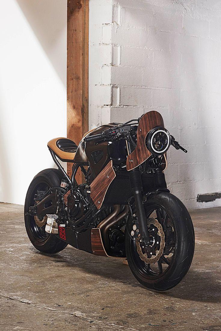 Custom Bikes Of The Week Got Wood Cafe Racer Bikes Custom