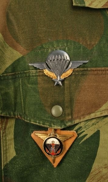 French Foreign Legion Paratroopers badge