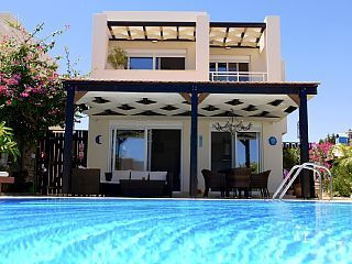 Superb+detached+villa+with+private+pool.+Captivating+gardens+with+ocean+views+++Vacation Rental in Greece from @homeaway! #vacation #rental #travel #homeaway
