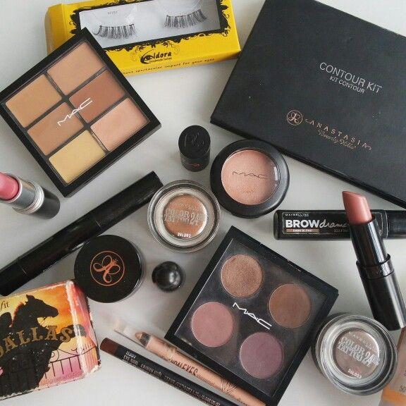 Makeup favourites