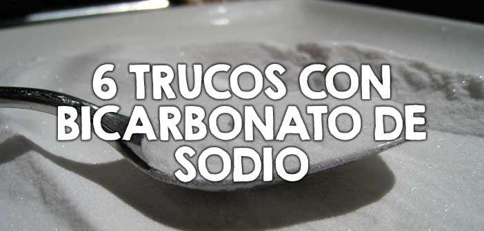 6 trucos con bicarbonato de sodio en la salud  http://nutricionysaludyg.com/belleza/bicarbonato-de-sodio-trucos/