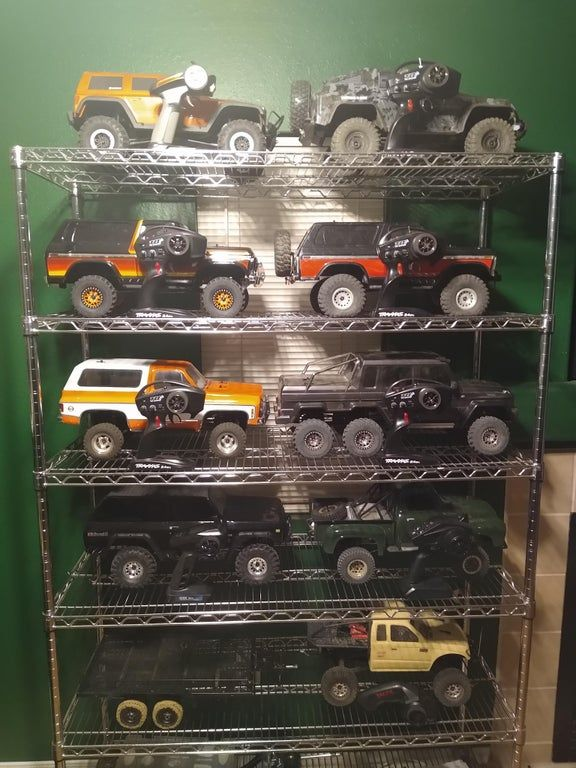 My Trail Truck Collection As Of Today Rccars In 2020 With