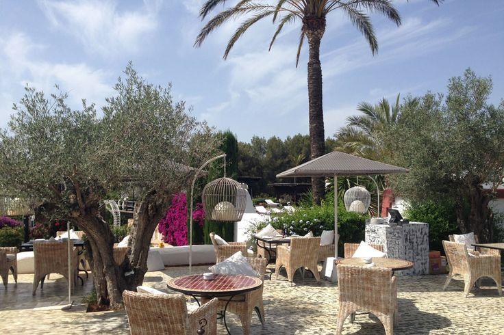 restaurant @ atzaro agroturismo hotel  spa, Ibiza