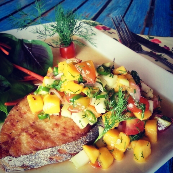 24 best images about king mackerel on pinterest for King fish recipe