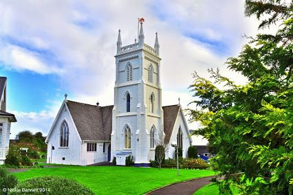 St Mark's Church - Newmarket, Auckland