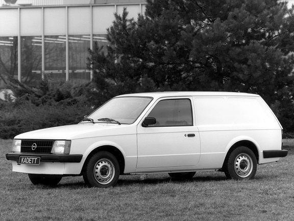 Opel Kadett Lieferwagen (1979 – 1985).