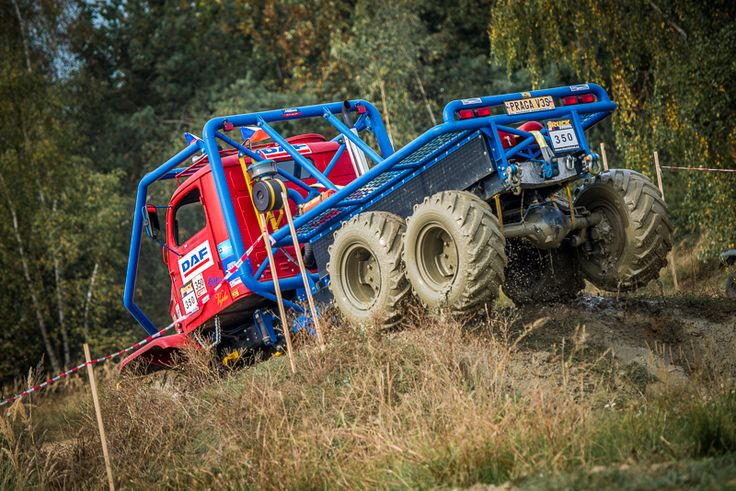 Truck Trial – Jihlava, 24.9.2016 | photo-ms.cz