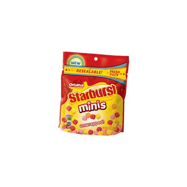 Starburst Starburst Flavors ❤ liked on Polyvore featuring food, candy, food and drink and sweets