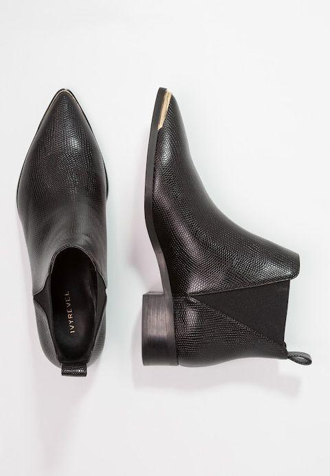 cb6f3afb250a Ivyrevel GITA - Ankle Boot - black - Zalando.de