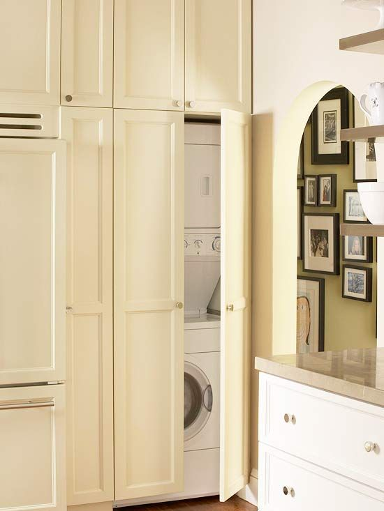 Ideas For Kitchen Space Savers