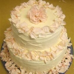 Wedding Cake Frosting - Allrecipes.com