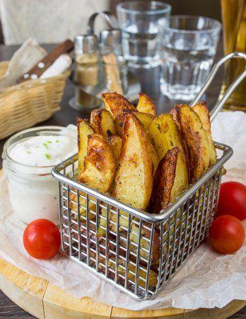 Дежурный печеный картофель