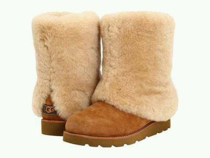 Ugg fur boots brown funny pinterest fur boots fur and brown